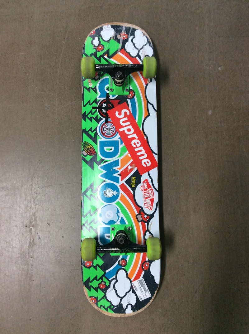 GOODWOOD SKATEBOARD Regular Skateboards