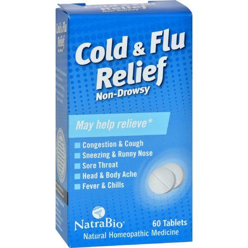 Cough cold and flu