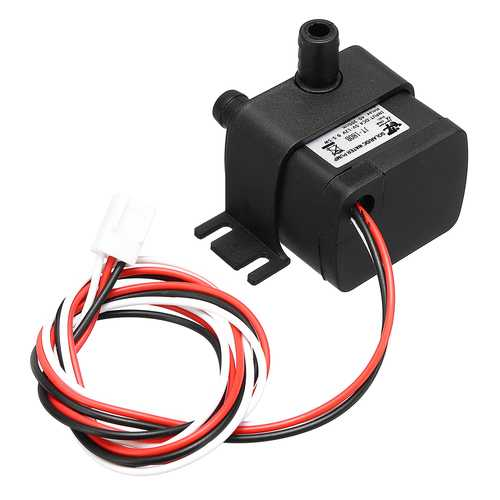 Solar DC 12V 5W Micro Brushless Motor Water Pump Water Cooling Pump Submersible Pump