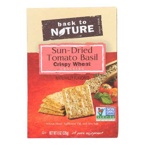 Crackers and crispbreads