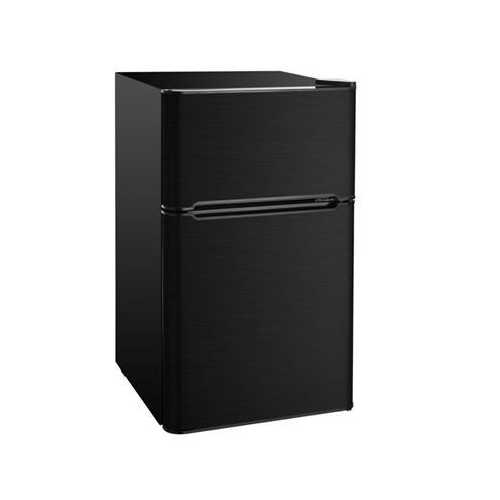 3.2 Cu Ft Black Mini Fridge