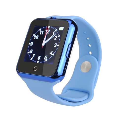 NO.1 D3 1.22-inch MTK6261 Sleep Monitor Camera Reminder Alarm Smart watch