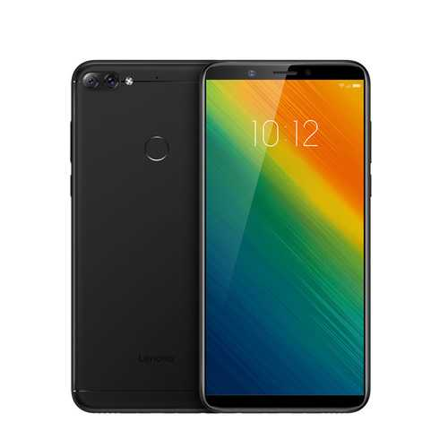 Lenovo K9 Note 4+64GB Black EU Plug